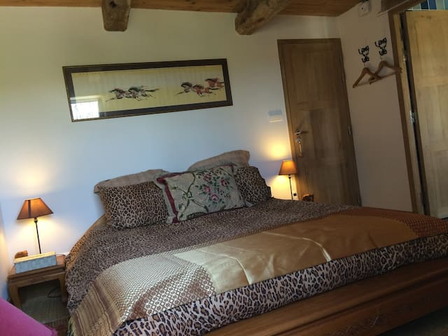 Chambre Double, Sdb Privée, 2 pers. - PLOUBALAY - Bed & Breakfast