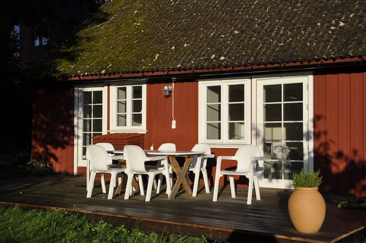 Peaceful living in southern Skåne - Rydsgård - Penzion (B&B)