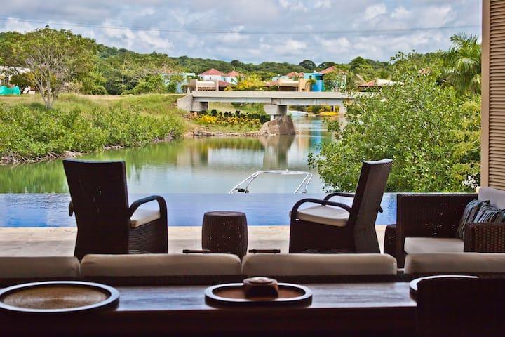 Cartes Del Mar: Caribbean Paradise  - Barú - Haus