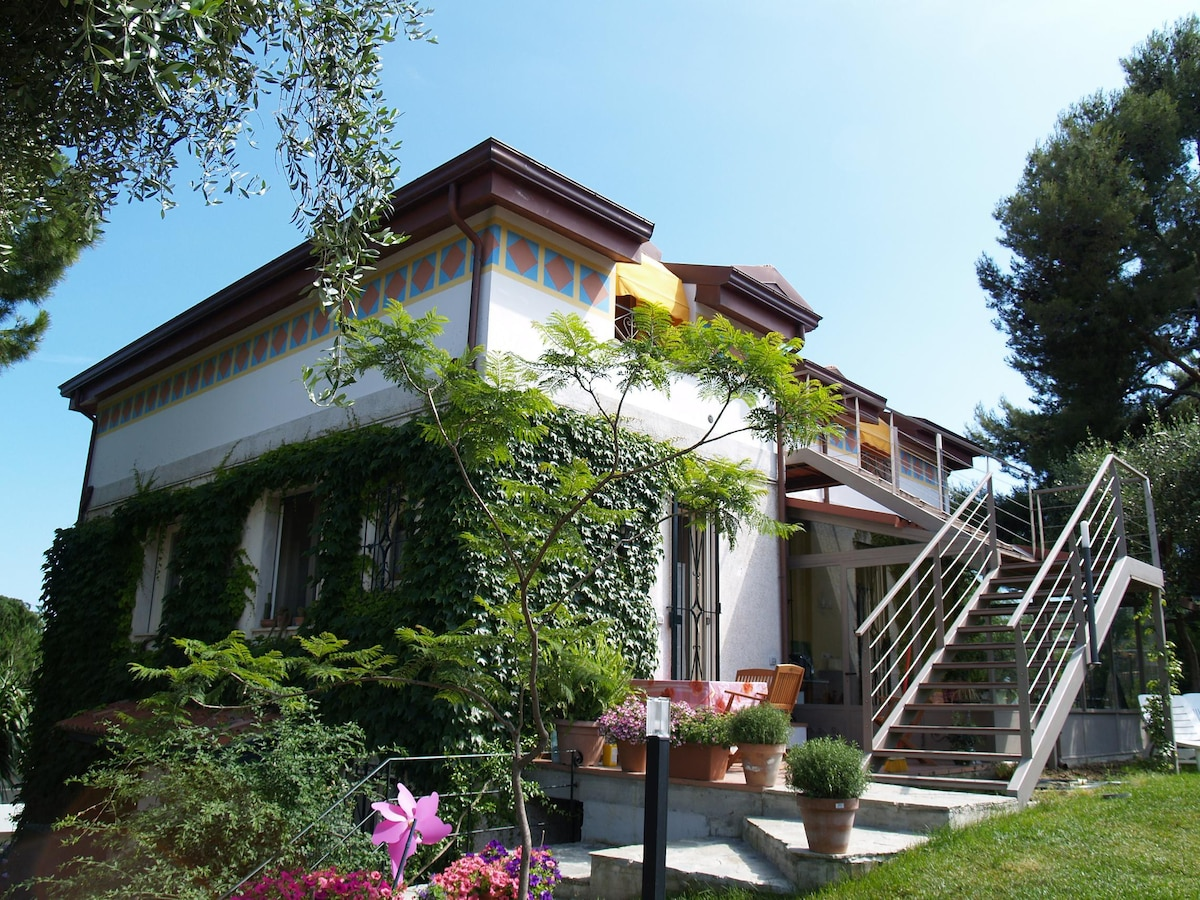 Rental villas in San Remo