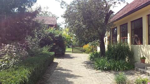 Serbian Village Farmhouse