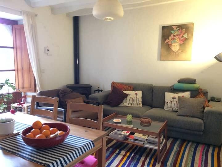 NICE ROOM IN A RURAL HOUSE WIFI
