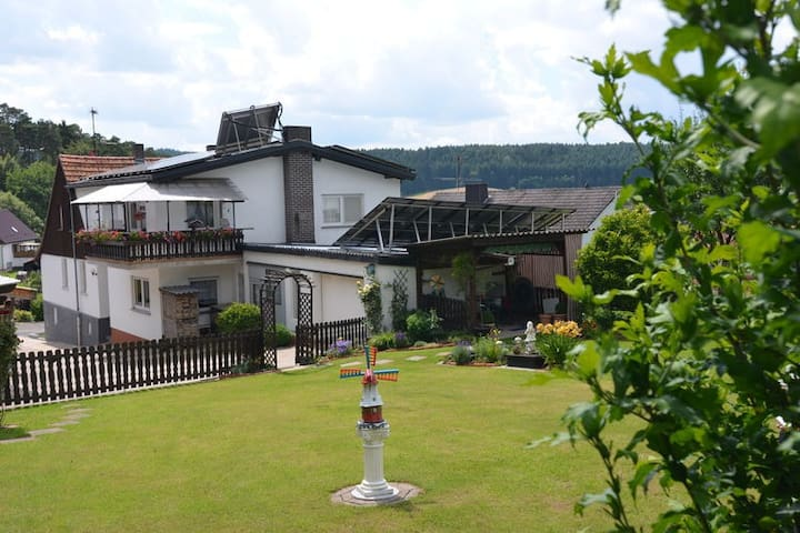Fewo-Lennemanns - Rosenthal - Rumah