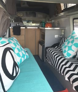 Luxurious campervan rental - Camper/RV