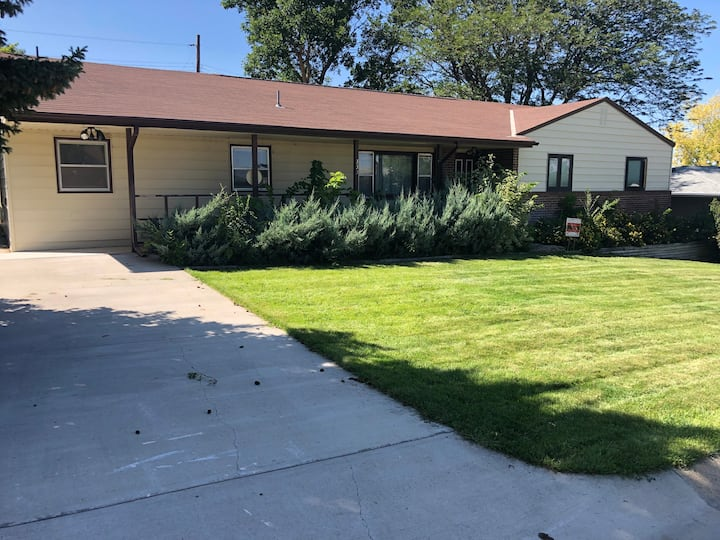 Nice 3 Bedroom Ranch House