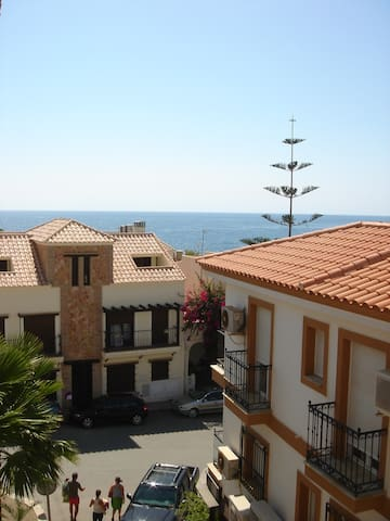 Modern Apartment Great Sea View. - Villaricos - Flat