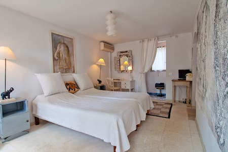 Chambre SERENITE - Vaugines - Bed & Breakfast