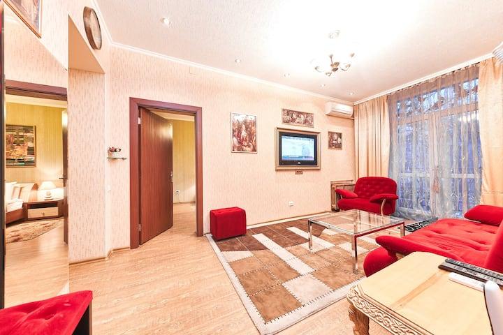 Apartment in Centre of Chisinau
