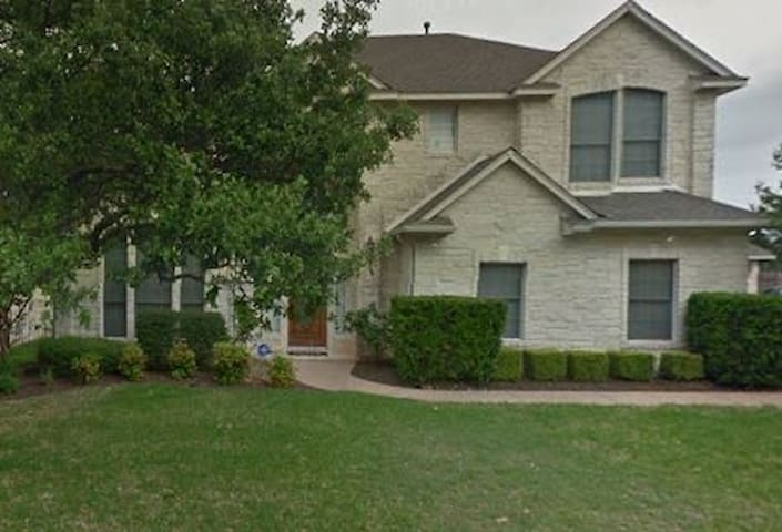 Beautiful House in River Place - Austin - Huis