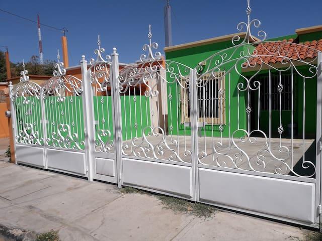 Casa de renta familiar vacacional
