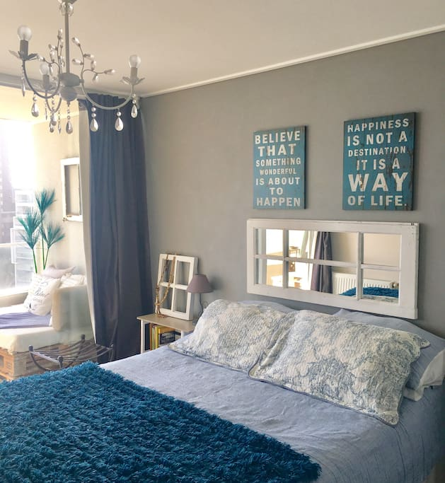 Dormitorio principal / Hermosa vista al Mar