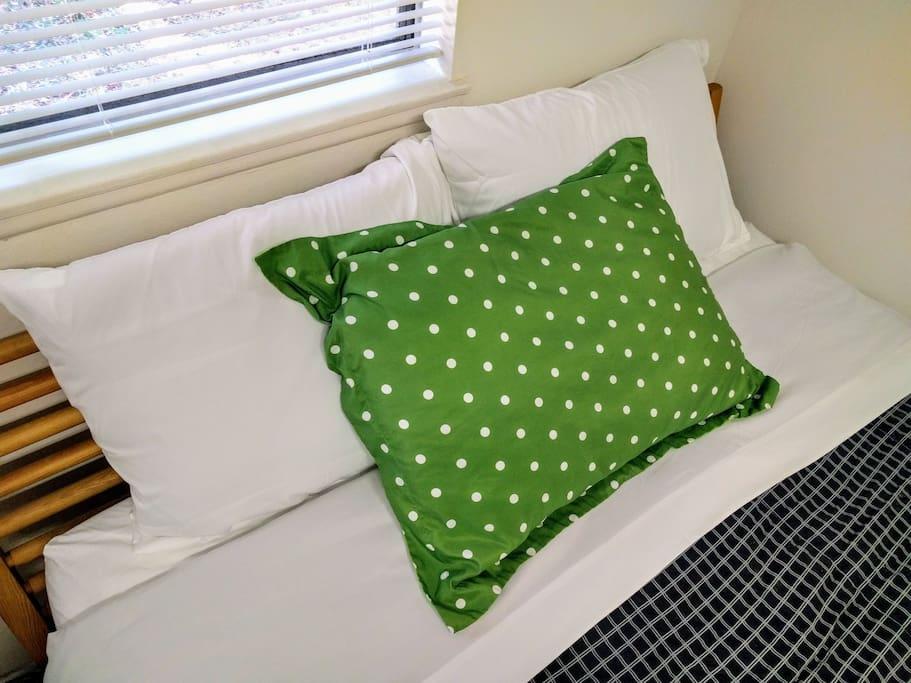 Very nice pillows