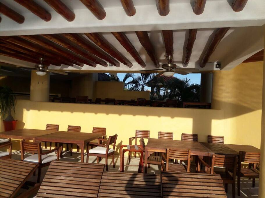 Amenities - Restaurant until 17:00