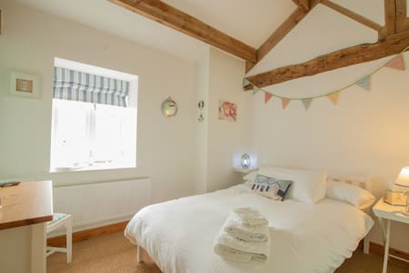 Nautical room in Yorkshire Barn - Gargrave - Pousada