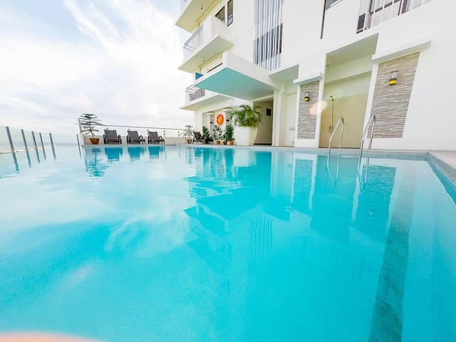 Ideal Summer holiday Condo Near SM & Ayala - Cebu City - Ortak mülk