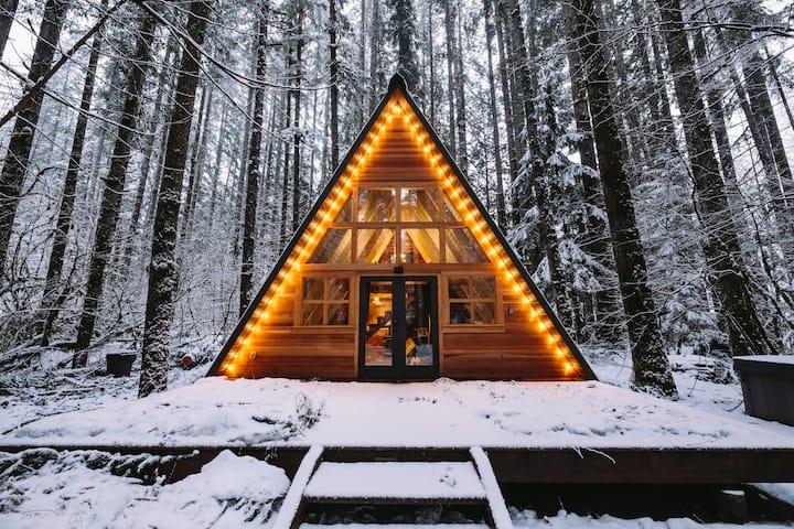 Tye Haus - A-Frame Cabin