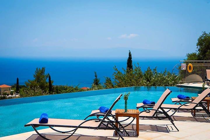 The View - Kefalonia (Near Skala)