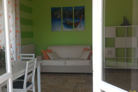 two-room appartment w. seafront views - Agropoli - Byt