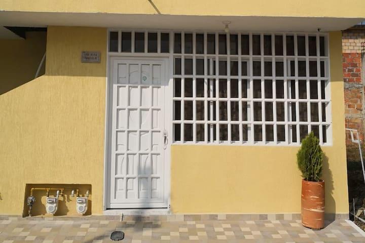 Apartamento en San Gil
