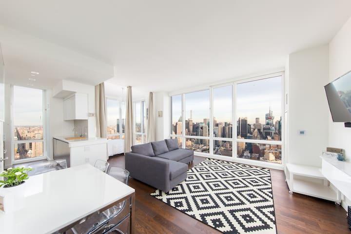 Luxury 360• City views Apartment