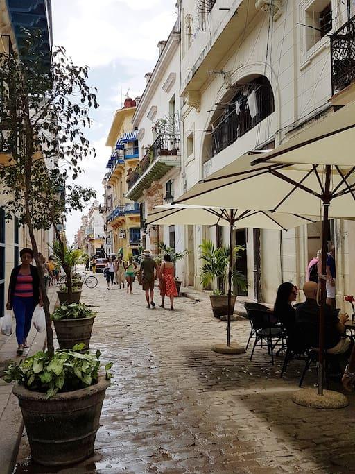San Ignacio street