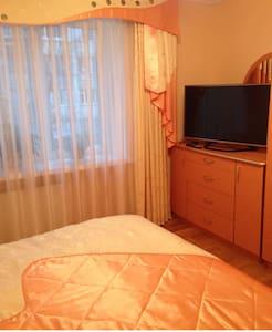 Уютная 3-х комнатная квартира - Truskavets' - Apartment