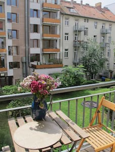 Quietly and pleasant flat in heart of Berlin-Mitte - Berlin - Lejlighed