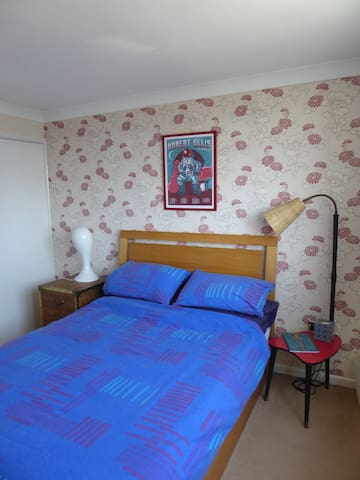 Quiet house twenty minutes from Brighton - Peacehaven - บ้าน