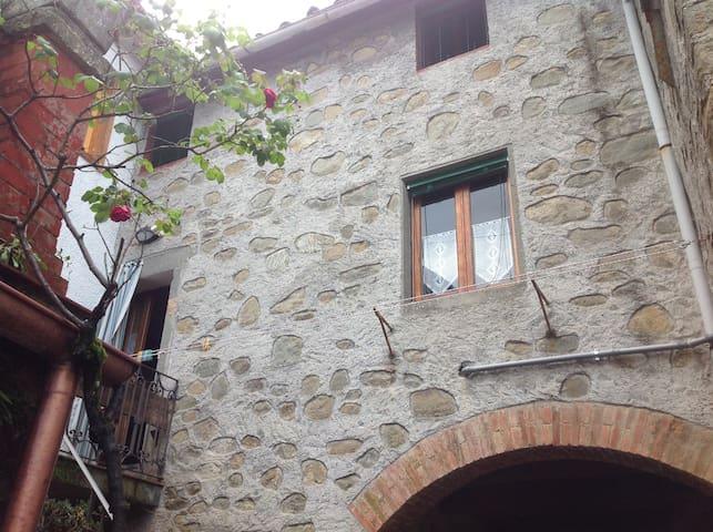 Casa Marta a Riolo - Bagni di Lucca - House