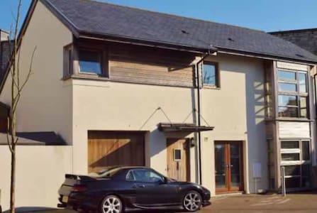 Spacious modern house 1SB & parking - Plymouth - House
