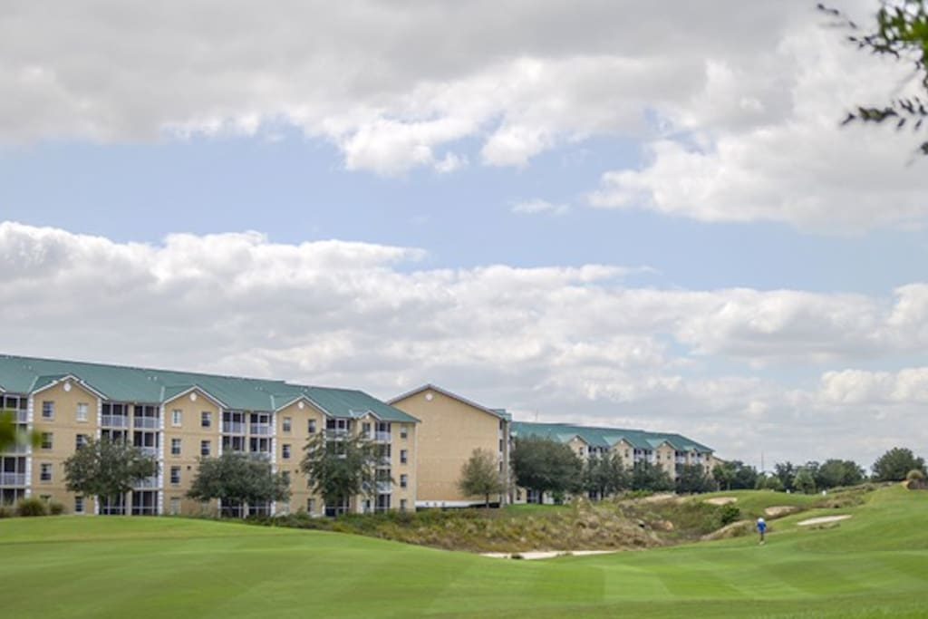 Mystic Dunes Golf Resort 2 Bdrm Condominiums For Rent In Celebration Florida United States
