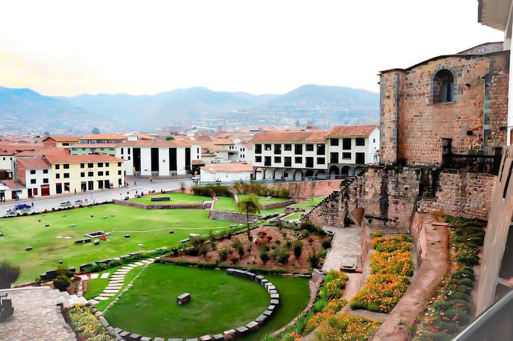 LOVELY APARTMENT IN THE HEART OF CUSCO - Cusco - Appartement