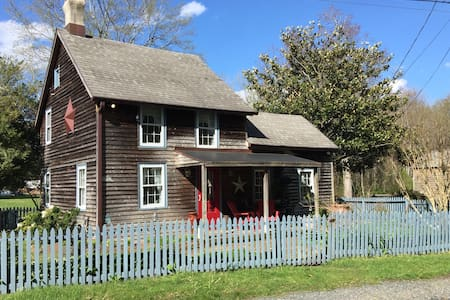 Charming Pre-Revolutionary War Home - Barnegat Township - Huis