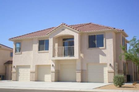 Mesquite Condo:  2 Master Bedrooms! - Mesquite - Condominium