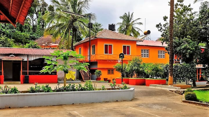 Boutique stay near Nagarhole Forest & Iruppu Falls