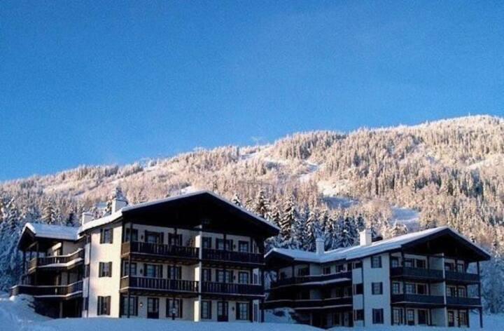 Norefjell, ski in/out - stor leilighet