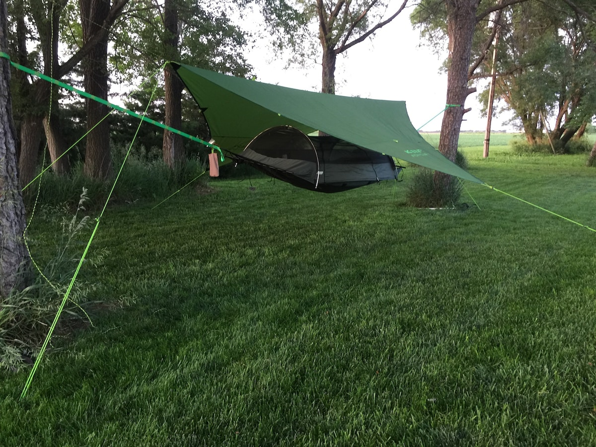 Primitive Tent or Hammock C&ing Site 4 - Tents for Rent in Elm Creek Nebraska United States & Primitive Tent or Hammock Camping Site 4 - Tents for Rent in Elm ...
