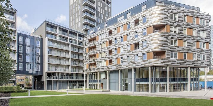 (U3) Private home in the heart of Canary Wharf