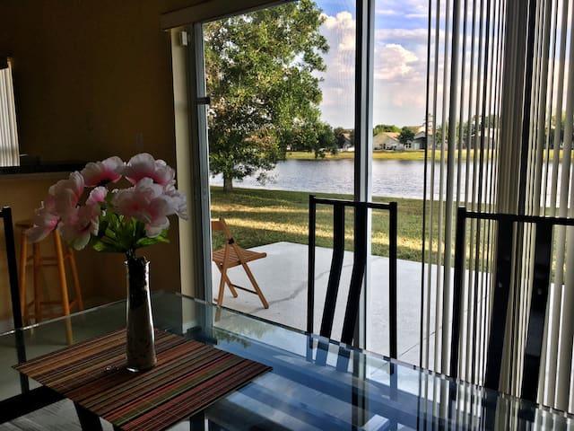 Comfy private room, feel yourself like home :) - Orlando - House
