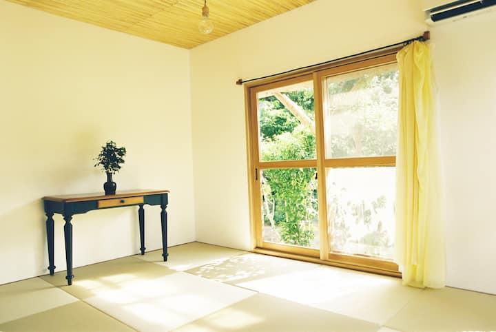 """Botanical hall hotels """"Azumaya""""  Tanegashima"""