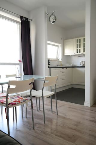 2 rooms beautiful apartment nearby Old Town! - Warsaw - Apartment