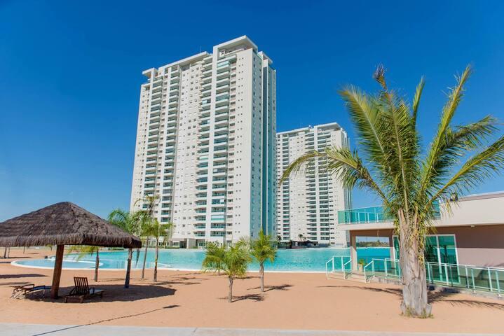 Condomínio Brasil Beach Home Resort Cuiabá