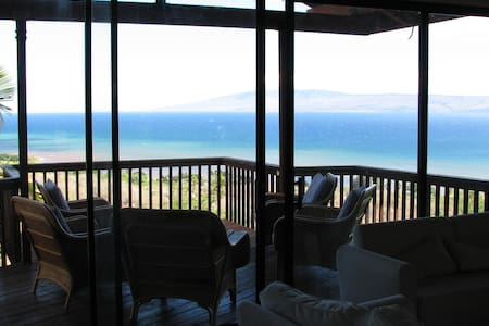 Spectacular ocean views, Molokai - Kaunakakai - Szoba reggelivel