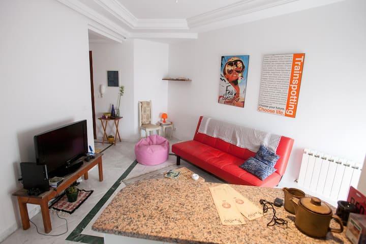 Appartement-La Marsa