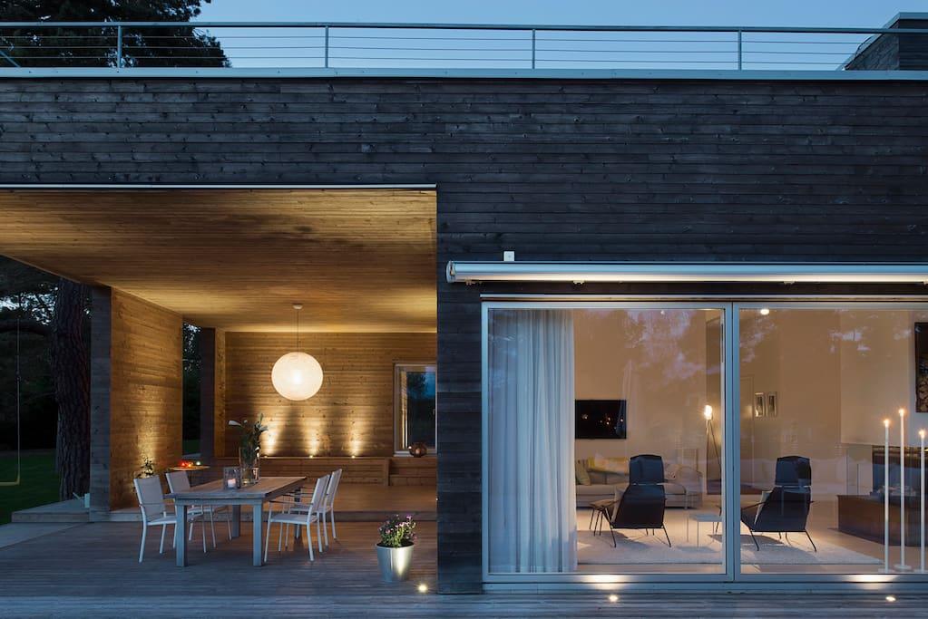 Luxury villa in Stockholm, 180m2
