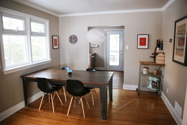 Walking distance to Downtown Cambridge - Cambridge - House