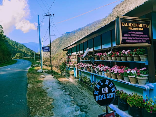 Kalden Homestay feels like home