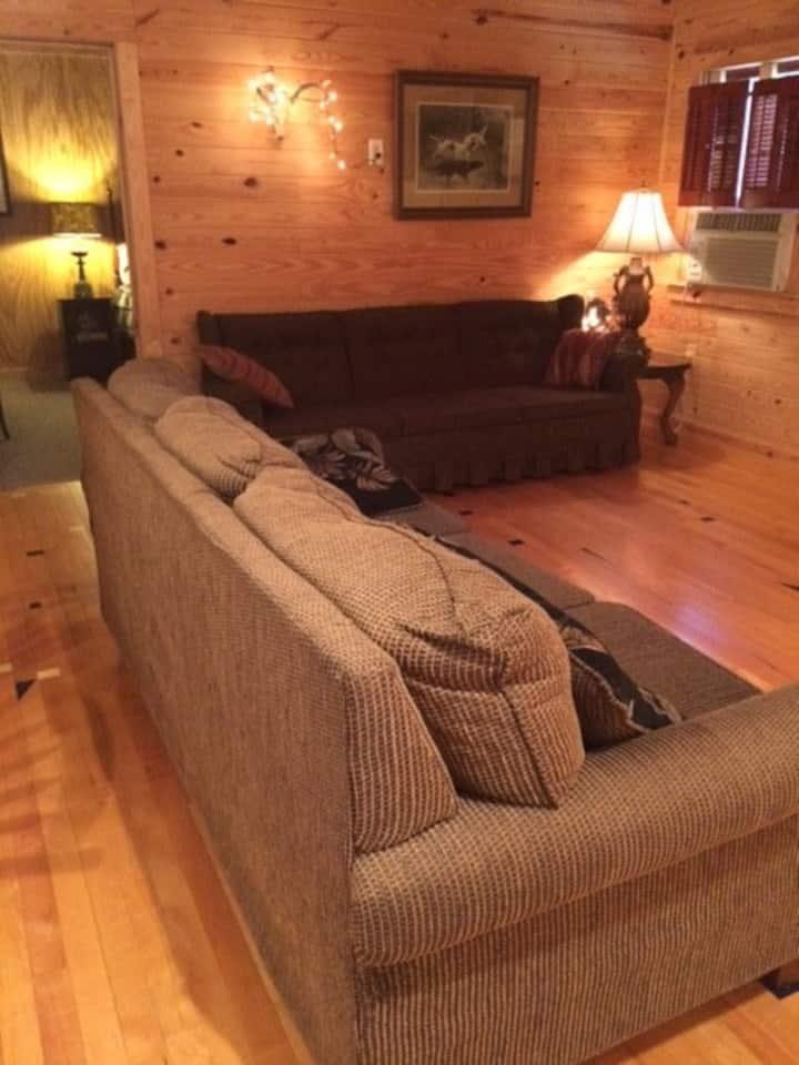 Peaceful Cabin Retreat Newberry South Carolina