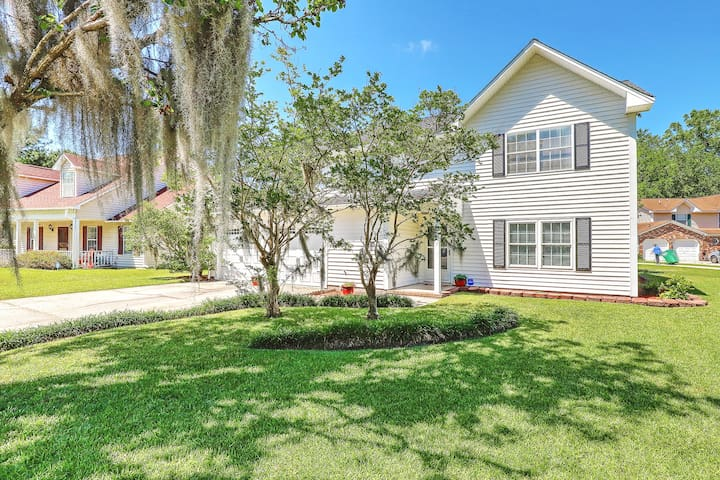 ★Southern Charm★20min to DT, Airport,Beach