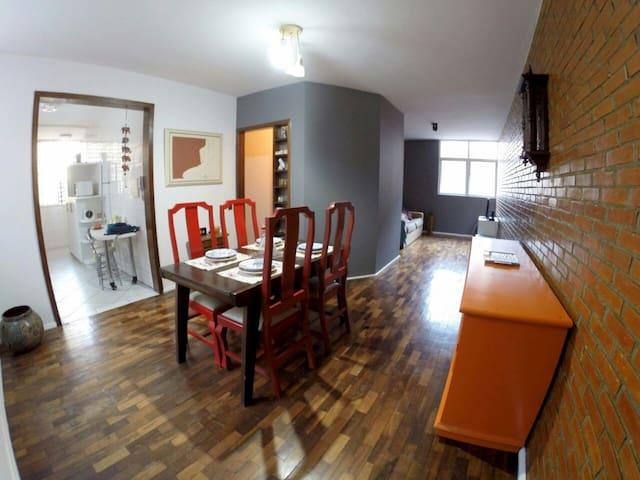 Apartment in Batel Soho - Curitiba - Flat